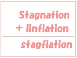 リセッションスタグフレーション意味解説簡単