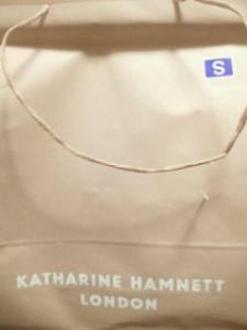 キャサリンハムネットロンドン福袋20142015中身ネタバレ公開販売