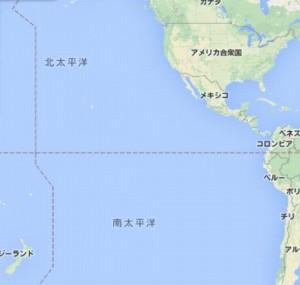 太平洋大西洋漢字違う理由由来