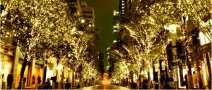 クリスマスイルミネーション2014オススメ人気スポットデート