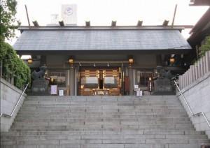 恋愛初詣オススメスポット東京