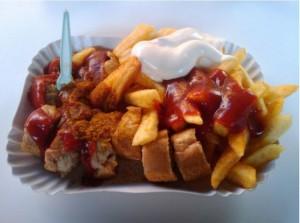 ドイツB級グルメカレーブルスト旅行にいったら食べたい料理オススメ