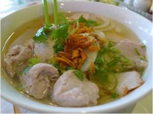バスコバクソバクソーインドネシアの屋台料理レシピ
