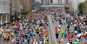 東京マラソン2015人気オススメ応援スポット