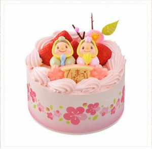 コージーコーナーひな祭りケーキ2015ディズニーオススメ