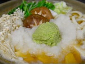 簡単わさび鍋作り方レシピ方法静岡ご当地オススメ料理