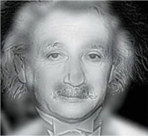 目が悪い人にしか見えない画像原理説明