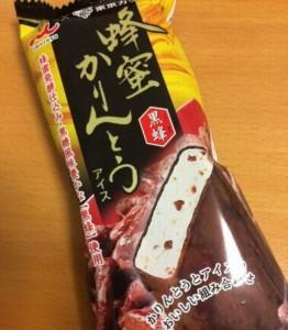井村屋蜂蜜かりんとうアイス