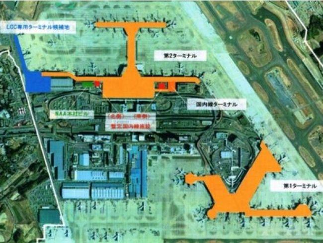 成田第3ターミナルLCC航空専用開業バス発着アクセス攻略情報