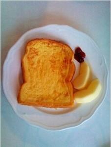 ココナッツオイルおいしいレシピ作り方フレンチトースト