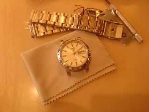 オススメ明工舎MKS46000バネ棒外し腕時計バンド交換