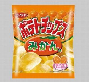 湖池屋コイケヤポテトチップスもも味バナナ味カロリー