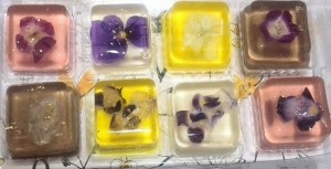 エディブルフラワー花のババロア東京通販いくらどこで値段価格オススメ土産