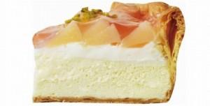 PABLOパブロ桃とレモンクリームのチーズタルトカロリー味いつまで販売店どこ