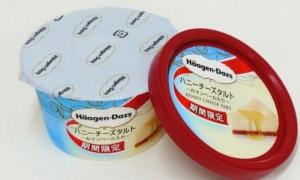 ハーゲンダッツローソンハニーチーズタルトオススメ価格カロリー味感想いつまで期間