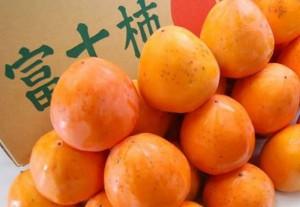 柿おいしい選び方コツ虫食い富有果物裏ワザ