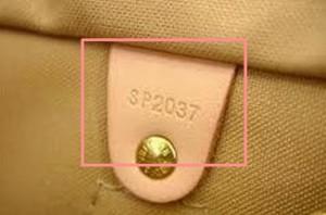 ルイヴィトンシリアルナンバー製造番号国どこ見方方法本物偽物