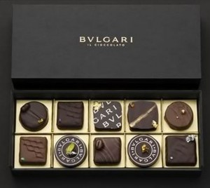 BVRUGARIブルガリチョコレートバレンタイン2016ギフトオススメラインナップ