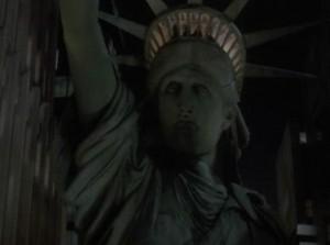 ゴーストバスターズ2内容あらすじストーリー時間マシュマロマン自由の女神