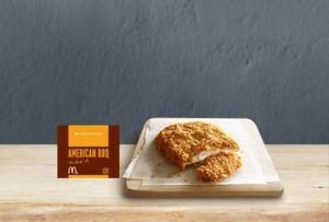 マックマクドナルドシャカシャカチキンアメリカンバーベキュー味カロリー期間いつまで感想