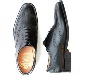 ウィングチップフルブローグ違いメダリオンブラインドブローグとは革靴