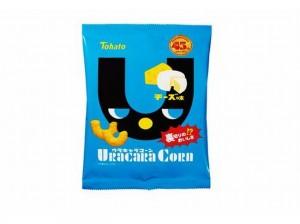 ウラキャラコーンチーズ味カロリー味感想期間いつまで