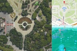 ポケモンGO鶴舞公園最寄駅駐車場無料有料レアゲットウワサ