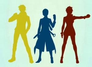 ポケモンGOチームリーダービジュアル性別正体