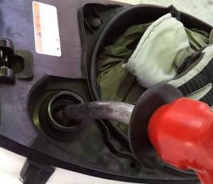 セルフガソリンスタンド使い方やり方NG注意点おつりもらい方