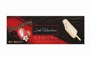 ジョエル・ロブション ストロベリータヒチ産バニラとホワイトチョコでセブンイレブン期間店舗どこでいつまで