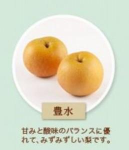 幸水二十世紀梨豊水違い比較赤梨青梨価格味特徴