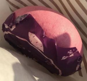 lawsonローソン紫芋まんカロリー味感想販売期間2016口コミ