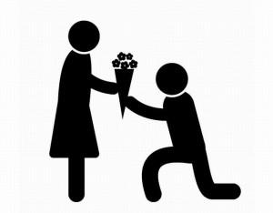 求婚の日意味由来1月27日