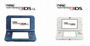 ニンテンドー3DS&3DSLL
