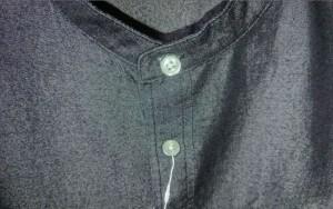 RAGEBLUEバンドカラーシャツ