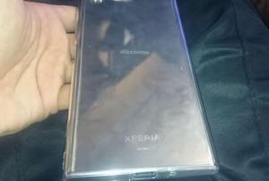 XPERIA XZ Premiumソフトケース5