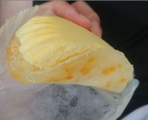 甘夏蒸しケーキ3