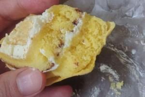 焼芋の厚切りロール2