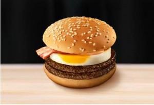 マック月食バーガー1