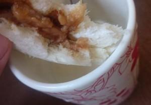 ランチパック桔梗信玄餅風4