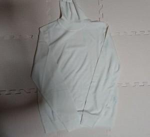 ファインメリノタートルネックセーター1