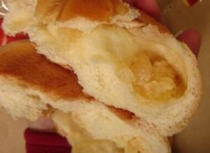 りんごバターパン2