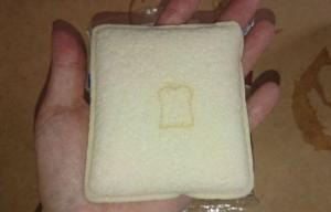 ランチパック塩バニラと塩チョコ2