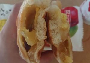 りんごとカスタードのパン3