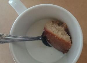 キャラメリゼりんごのケーキ7