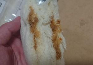 フジパン「スナックサンド回鍋肉」3