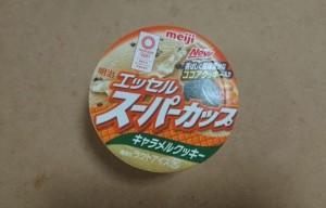 スーパーカップキャラメルクッキー1