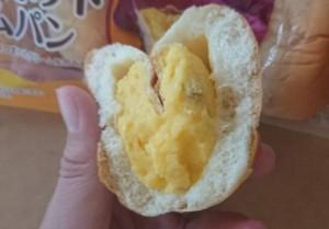 薄皮スイートポテトクリームパン4