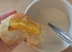 薄皮スイートポテトクリームパン6