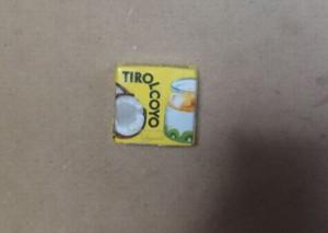 チロルチョコ(チロルコヨ)ココナッツミルクヨーグルト1